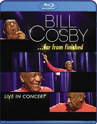 BILL COSBY:FAR FROM FINISHED BY COSBY,BILL (Blu-Ray)