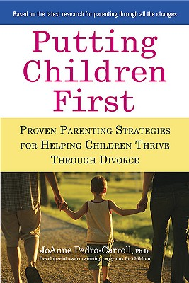 Putting Children First By Pedro-carroll, Joanne